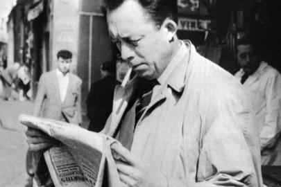 Forfatteren Albert Camus var også en viktig humanistisk tenker.